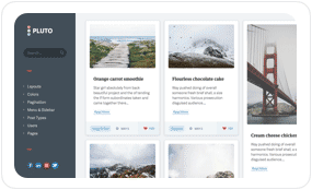 Wordpress Theme with multiple color schemes